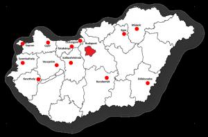 Együttműködő hematológiai centrumok